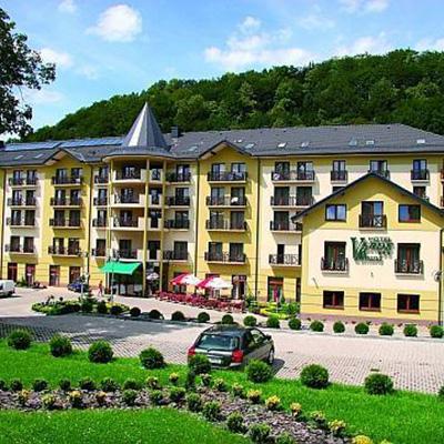Hotel Verde Montana, Kudowa Zdrój